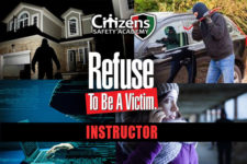 NRA Refuse to Be a Victim Instructor Certification Course