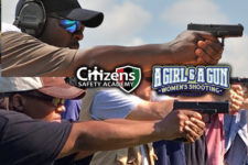 Holster Clinic: A Girl and A Gun National Conference