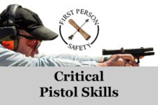 Critical Pistol Skills (Lee Weems)