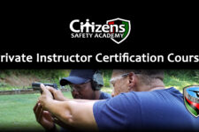 Private Instructor Certification Course (Georgia)